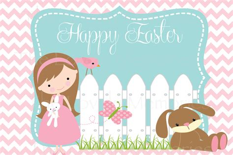printable children s easter cards happy easter cards printable diy file by thelovelymemories