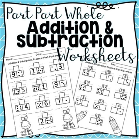 addition and subtraction of whole addition subtraction prin by thehappyteacher