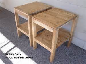 diy small patio table diy plans to make br end table set indoor outdoor