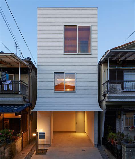 designboom japan house ninkipen gandare house in osaka japan