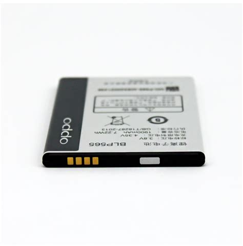 Baterai Power Oppo Neo oppo baterai blp565 for oppo yoyo r2001 r831 1900mah