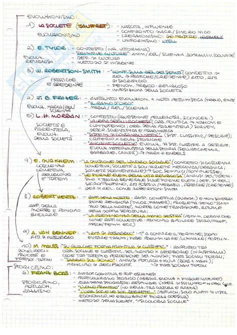 lettere e filosofia materie di studio riassunto esame antropologia culturale prof jourdan