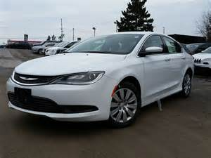 Picture Of Chrysler 200 2016 Chrysler 200 Lx Port Ontario New Car For Sale