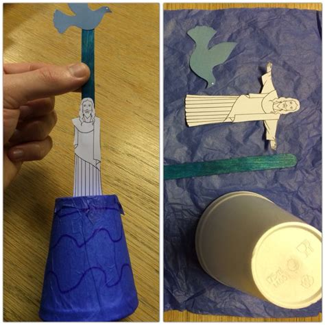 baptist crafts for the 25 best jesus baptism craft ideas on