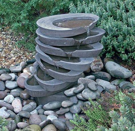 Small Garden Fountains Ideas The Interior Design Inspiration Board