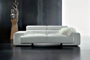 Leather Modern Sofas Modern Leather Sofa