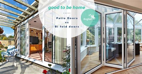 Difference Between A Patio And A Deck by What S The Difference Between Patio Doors And Bi Fold