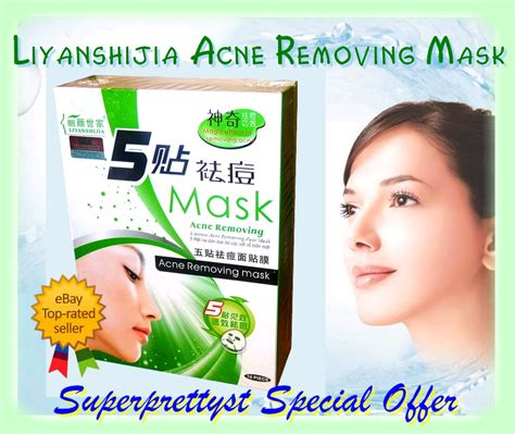 Magic Acne 3 Days Fpd Sale acne removing mask treatment liyanshijia ebay
