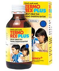 Termorex Plus Jeruk Syrup 30 Ml konimex e store termorex plus 60 ml