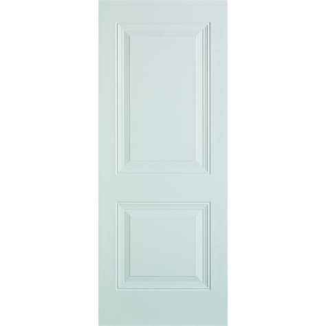 stanley front doors stanley doors 36 in x 80 in 2 panel painted steel front