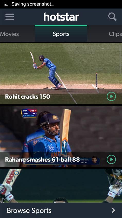 hotstar watch tv shows movies live cricket matches online download hotstar live tv movies cricket apk version 2 4