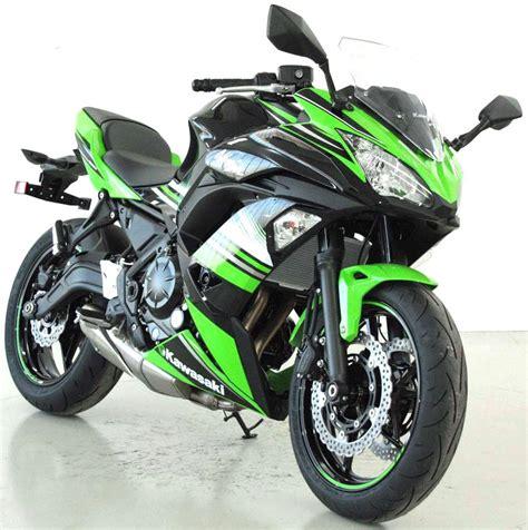 Kawasaki Motorrad 650 by Kawasaki Ninja 650 Abs Neu Motorr 228 Der Moto Center