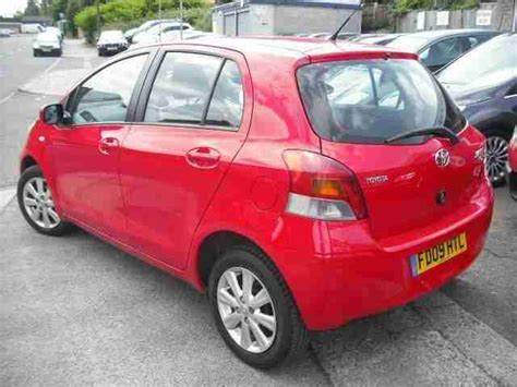 car owners manuals for sale 2009 toyota yaris parking system toyota 2009 09 yaris tr 1 33 manual 5 doors hatchback car for sale