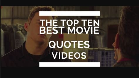 movie quotes youtube top 10 best movie quotes of all time youtube