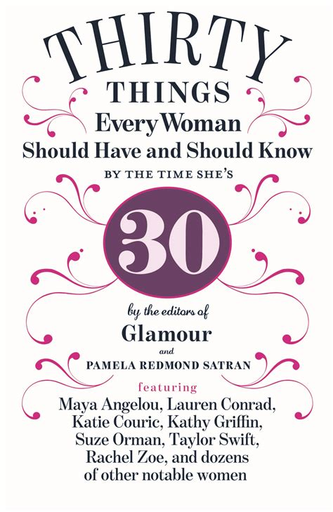 turning 30 30 things every woman should have and should