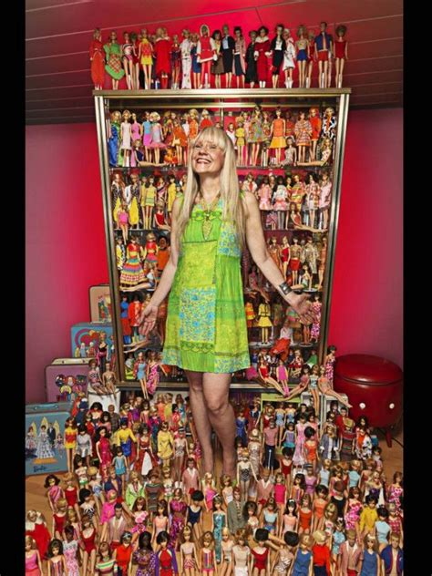 biggest barbie doll house bettina dorfmann the woman with 15 000 barbie dolls