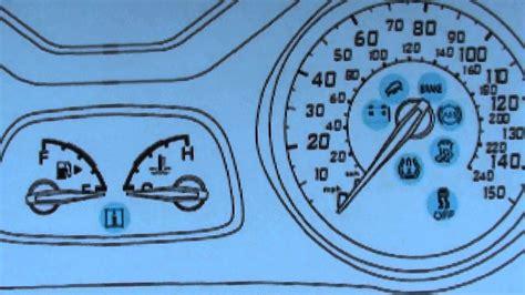 ford escape warning lights ford focus dashboard lights symbols diagnostic scan