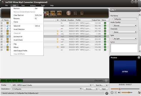 you mp converter imtoo wma mp3 converter download