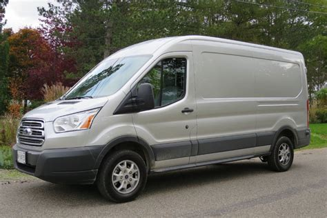 Nissan Transit ford transit nissan nv200 tops in canadian truck king
