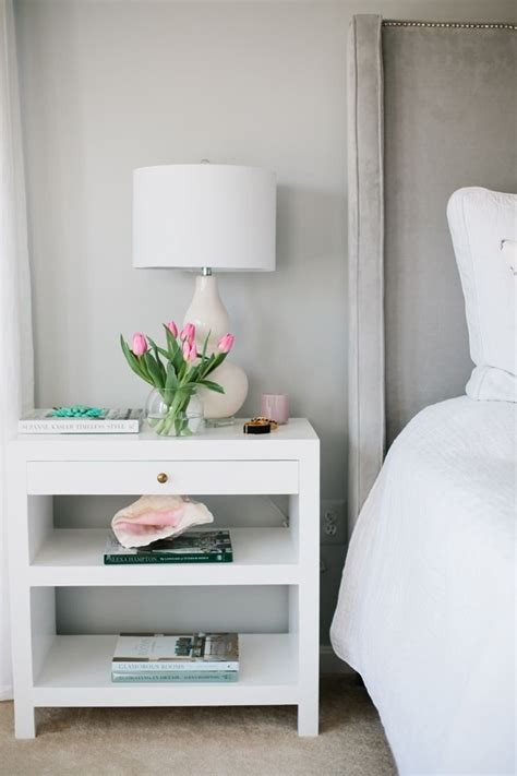 white bedroom side tables best 25 white bedside tables ideas on pinterest night
