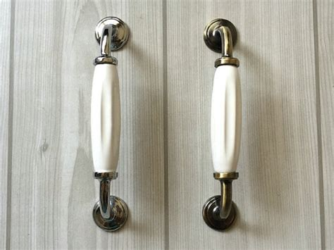 white kitchen cupboard door handles 5 quot white kitchen drawer pull handles cabinet door handle
