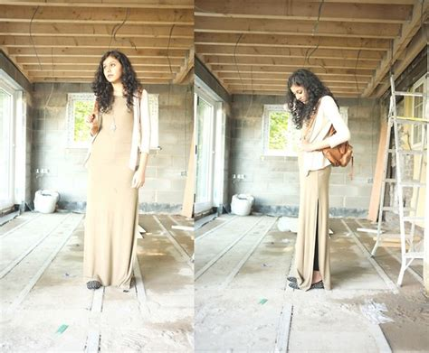 Dress Black Iffa iffa a topshop khaki green maxi skirt topshop brown