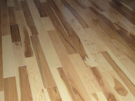 "3/4"" x 4"" Natural Hickory   BELLAWOOD   Lumber Liquidators"