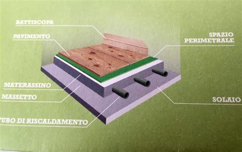 posa di pavimenti posa di un pavimento in legno su riscaldamento a pavimento