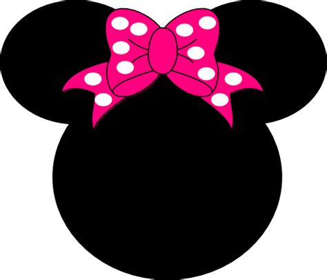 minnie mouse template minnie mouse templates clipart best