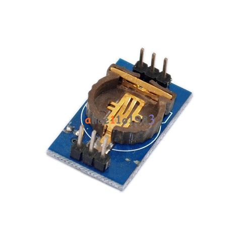 Module Rtc Ds1302 1 arduino rtc ds1302 real time clock module for avr arm pic smd ebay