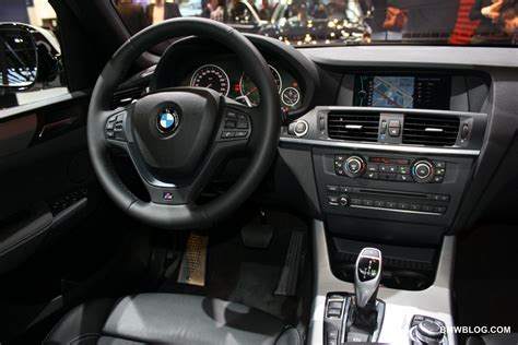 bmw inside exclusive interview with ulrich strohle bmw x3 interior