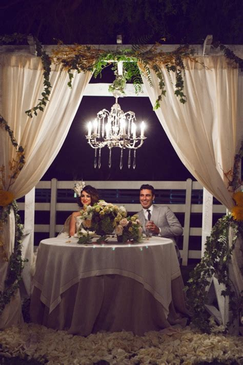 12 most romantic night wedding ideas emmaline bride