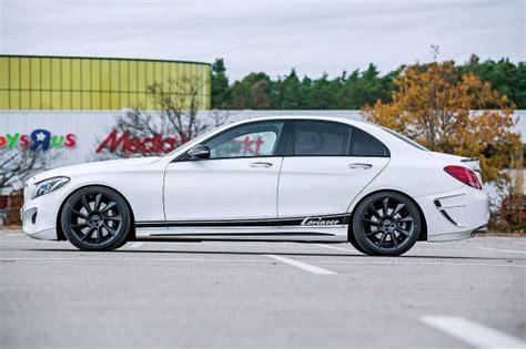 Tieferlegung C43 by Brabus C 450 B30 410 Lorinser C 50 Getunte Mercedes Im