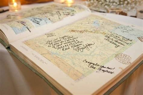 Wedding Registry Book Ideas 15 creative wedding guest book ideas mywedding