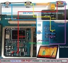 Problems With Samsung Galaxy Note 10 1 by Appleunlockstore Service Manuals Iphone 6s Plus Circuit Diagram Service Manual Schematic