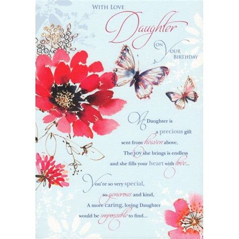 Birthday Quotes From Happy Birthdays Wish To Daughters Happy Birthday Mom