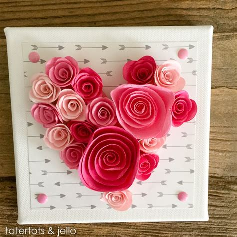 easy diy valentines decorations 19 easy diy paper decorations for valentine s day