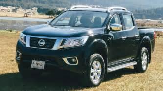 Nissan Np300 Frontier Nissan Np300 Frontier 2016 A Prueba 2017 2018