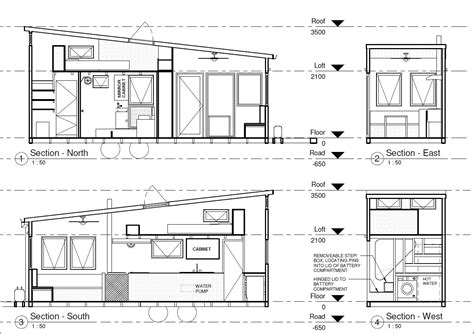 large tiny house plans stunning tiny house built on a gooseneck flatbed trailer