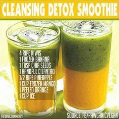 Toxin Detox Smoothie by Juice Box And Smoothies On Juicing Juice