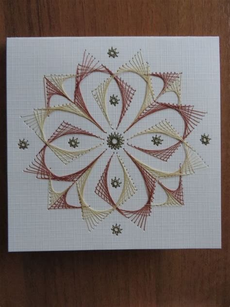 Paper String Patterns - 1000 images about stitching cards string on