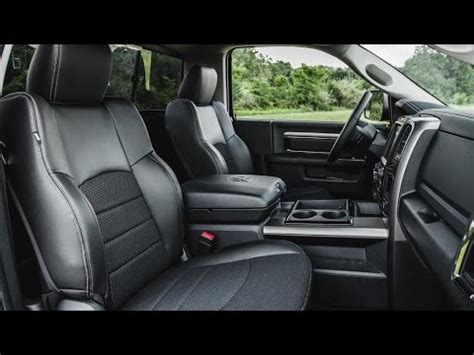 ram 2015 ram 1500 interior youtube
