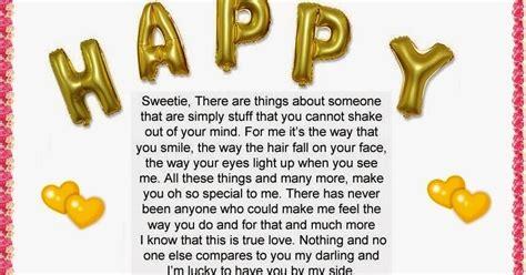 birthday letter to boyfriend best birthday letter for boyfriend melt s 1090