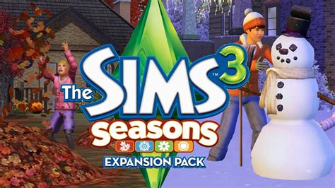 how to uninstall sims 3 seasons the sims 3 seasons hair clothing objects youtube