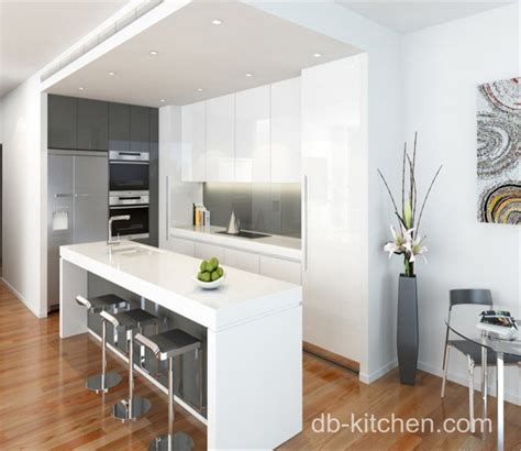 high gloss white kitchen cabinets high gloss white acrylic for small kitchen cabinet design