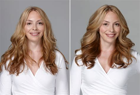 curling hair towards the face how to curl your hair in perfect loose waves