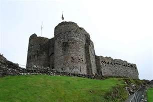 Castle Bran great castles gallery criccieth castle gwynedd wales