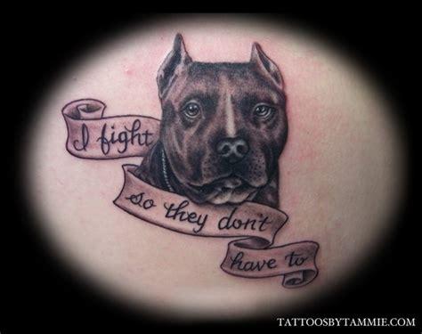 pitbull tattoo s the pits bulls that is june 2011