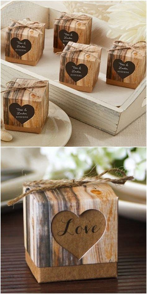 Wedding Favor Boxes Ideas by Best 25 Wedding Favor Boxes Ideas On Favors