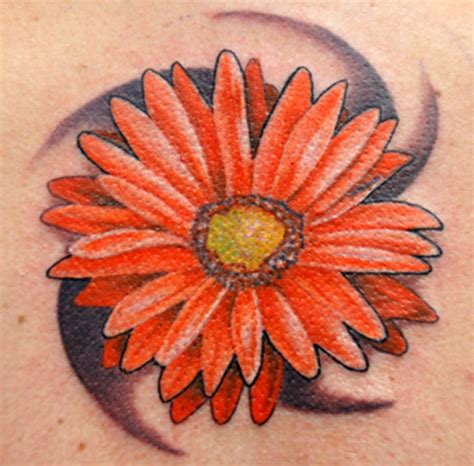 calendula tattoo designs flower tattoos tattoos design
